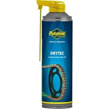 Putoline Drytec Ultimate Motorcycle Motorbike PTFE Racing Chain Lube - 500ml